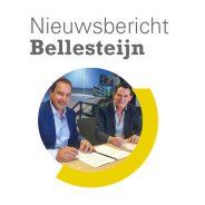 Bouwovereenkomst voor locatie Bellesteijn ondertekend